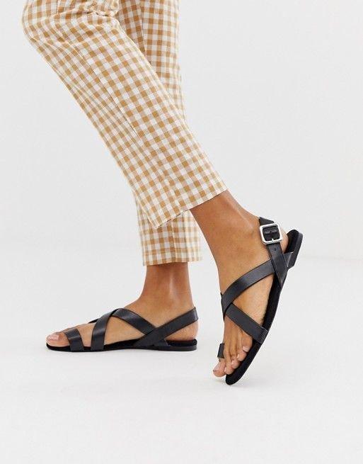 Красивые сандалии на лето