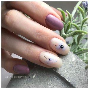 Очень милые ногти