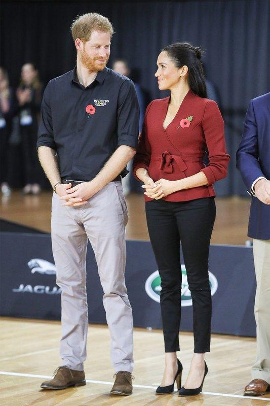 Меган и Гарри в Сиднее