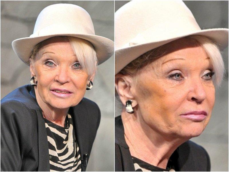 Светлана Светличная в шляпе