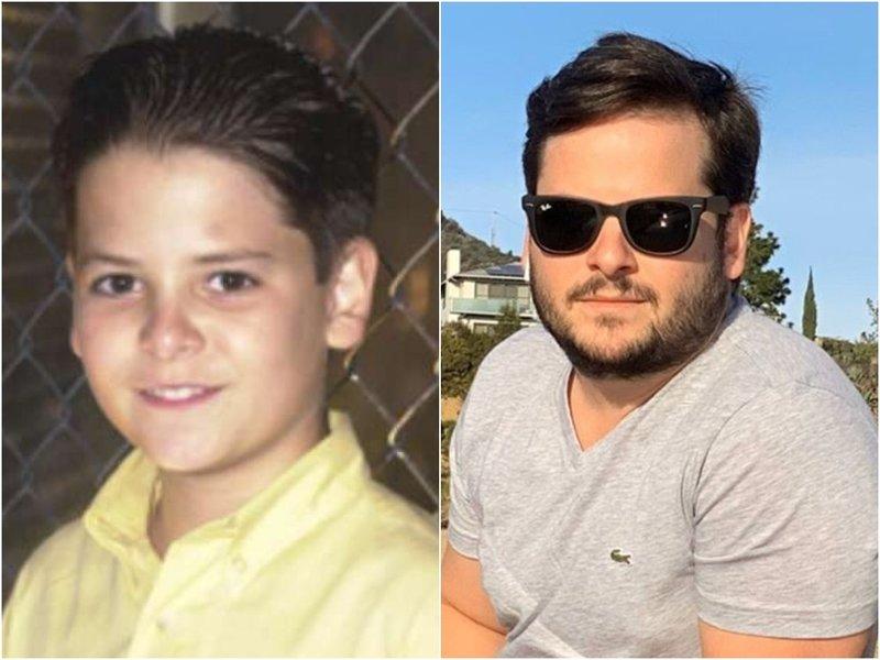 Тьяго Оливейра тогда и сейчас