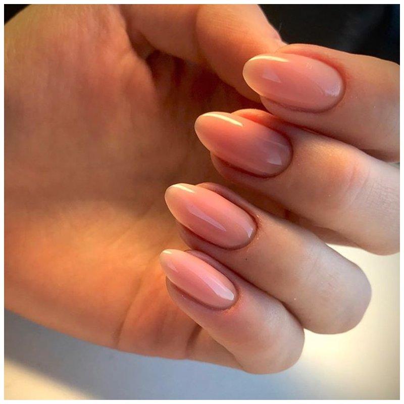 Длинные аккуратные ногти