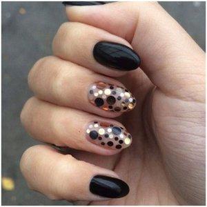 Камифубики на ногтях