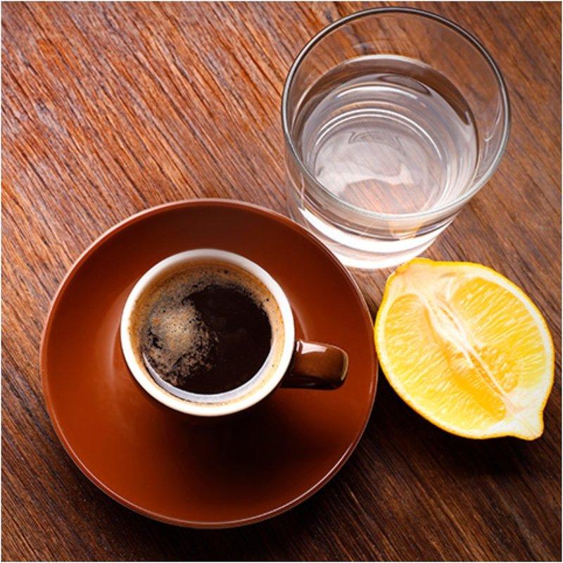 Кофе с лимоном это полезно