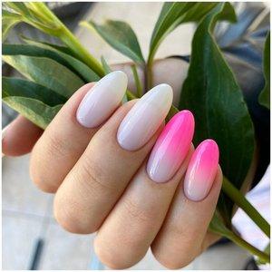 Красивые длинные ногти