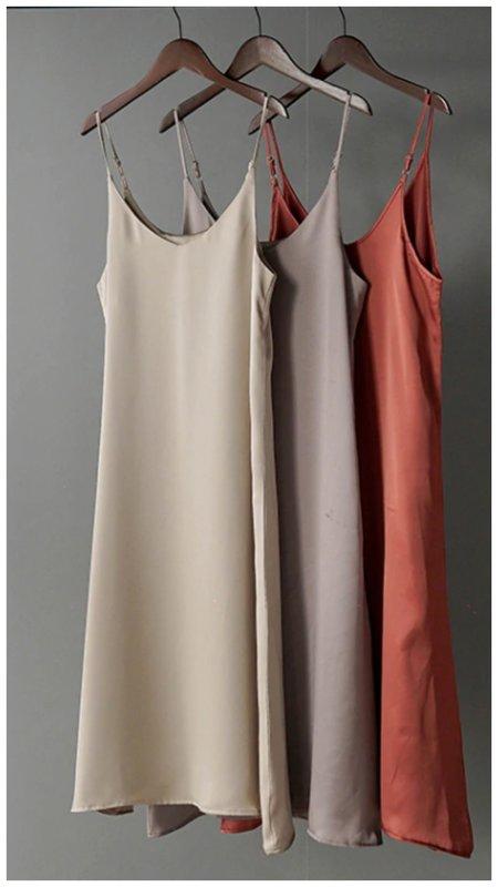 Модное платье-ночнушка