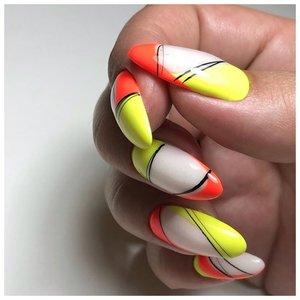 Необычные ногти на лето