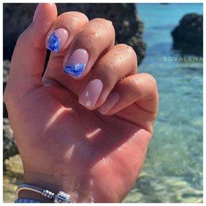 Ногти для отпуска