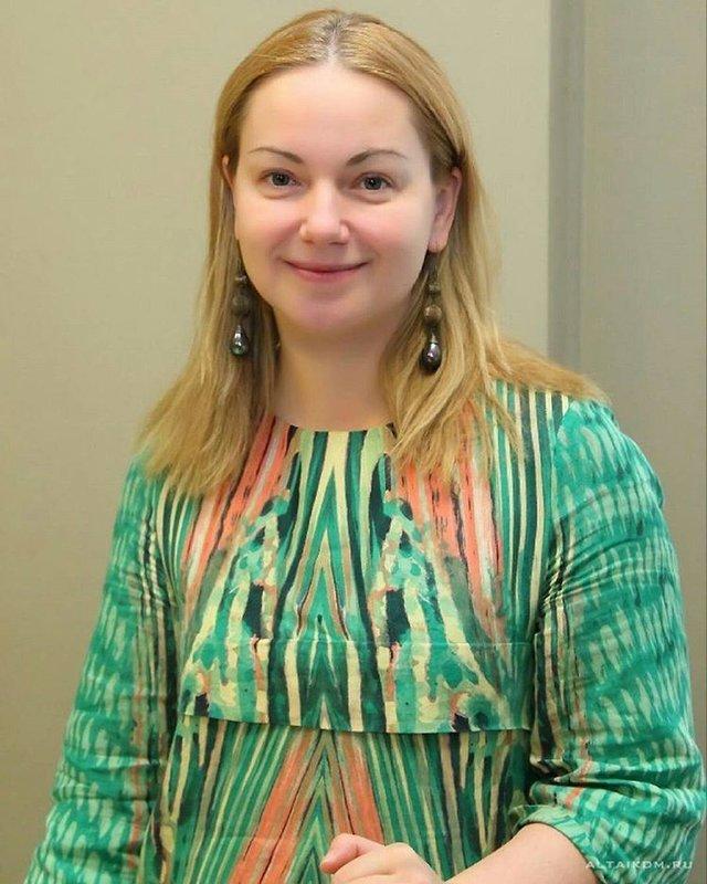 Ольга Будина 2016 год