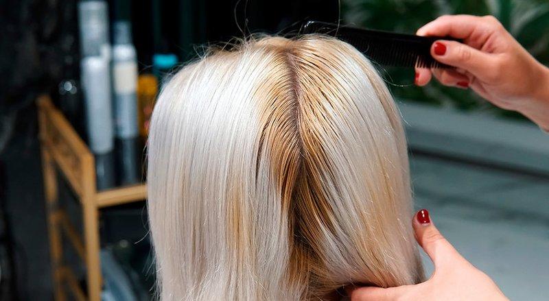 Некрасивый блонд