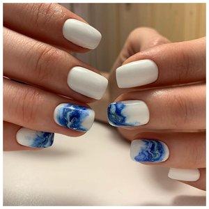 Красивый дизайн для ногтей на лето