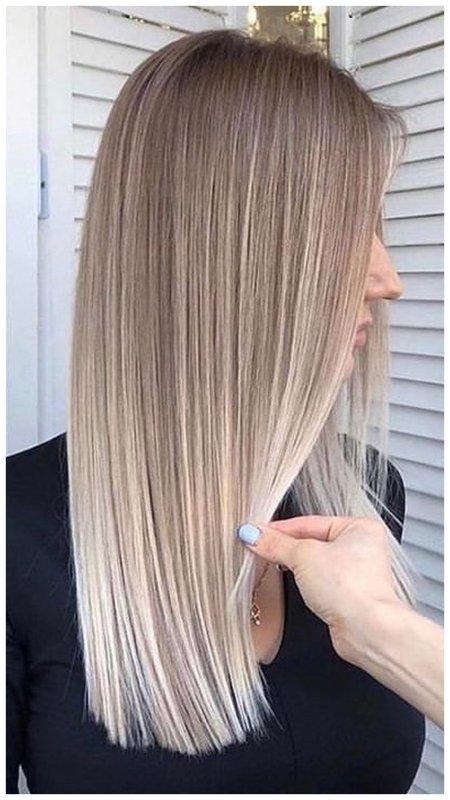 Аиртач на волосы средней длины