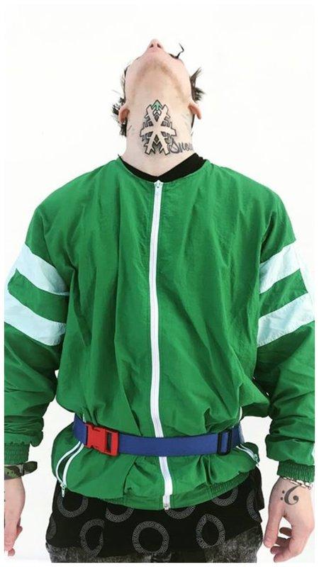 Niletto в зеленой куртке