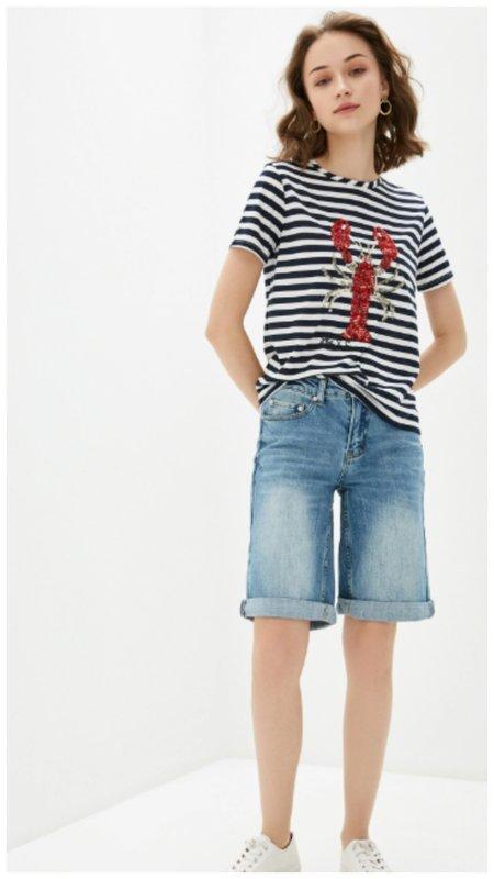 Savage Шорты джинсовые