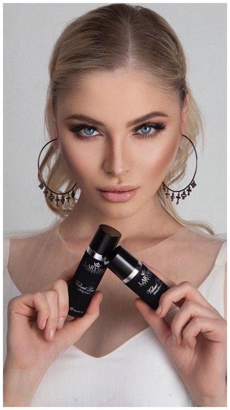Алена Шишкова блондинка