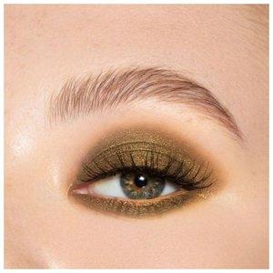 Красивый вариант макияжа для зеленых глаз
