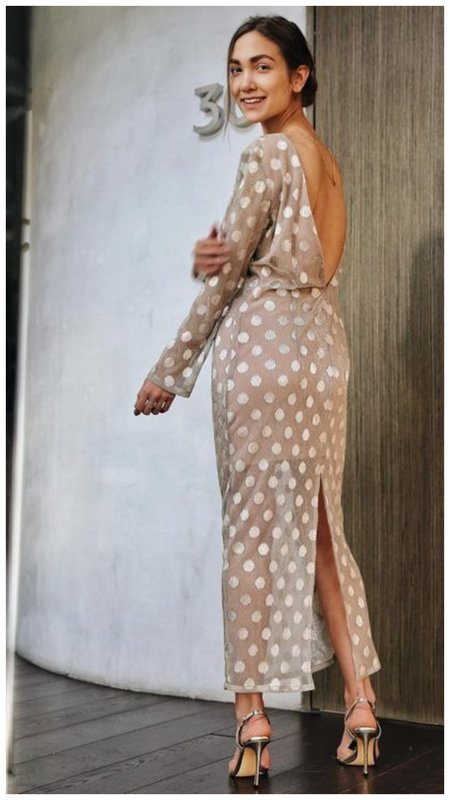 Соблазнительное платье