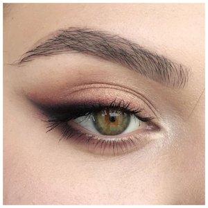 Макияж для зеленых глаз дневной со стрелками