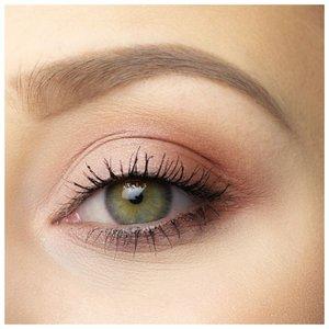 Нежный макияж для зеленых глаз