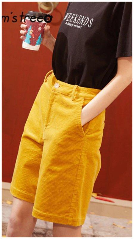 Стильные шорты бермуды для женщин