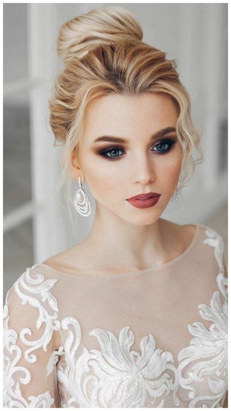 Смоки айс для невесты