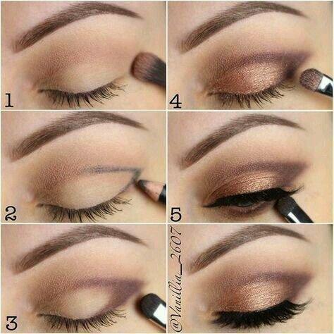 Красивый макияж для зеленых глаз поэтапно