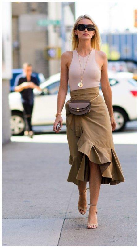 Как стильно носить боди Zara c .,rjq