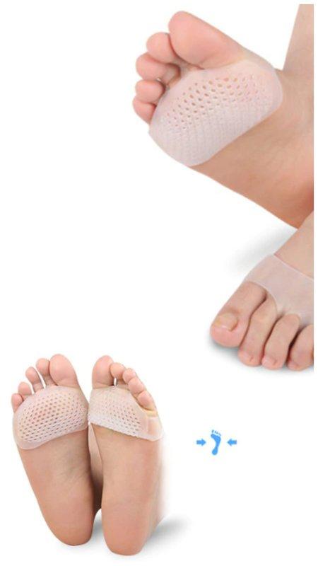 Силиконовые подушечки для обуви