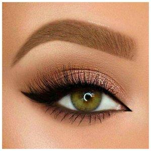 Элегантный макияж глаз