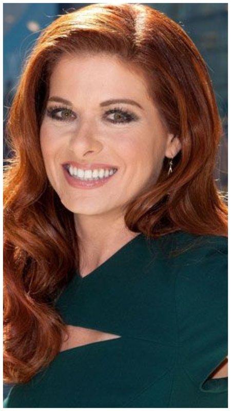 Красивый макияж для рыжей женщины 45+