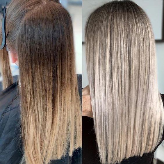 Мдея для долгосрочного окрашивания волос