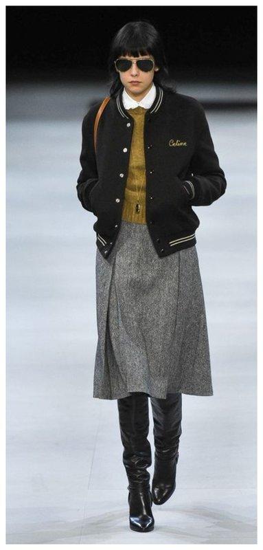 Модный бомбер зима 2020