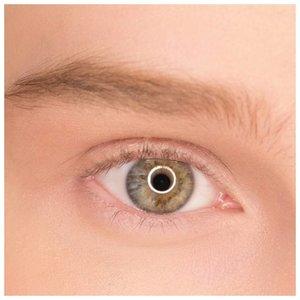 Глаз без макияжа