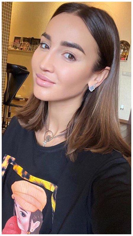 Нюдовый макияж Бузовой фото