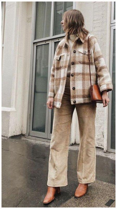 Самый модной фасон рубашки на осень 2020