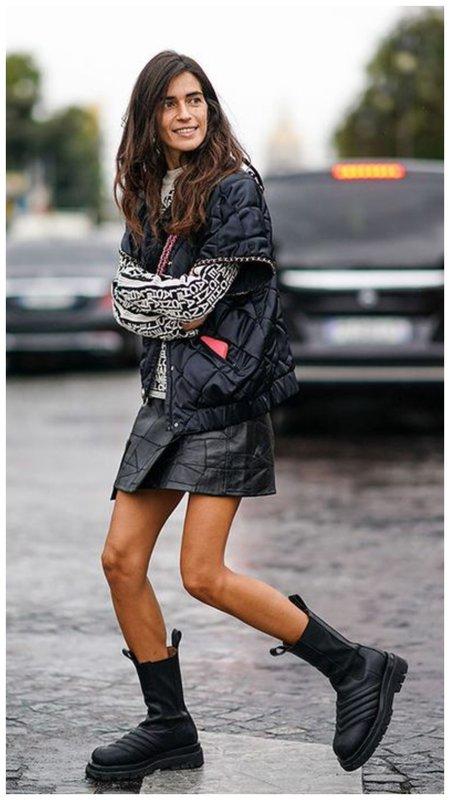 Самый модный фасон ботинок на осень 2020