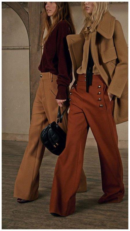 Стильные брюки для женщин