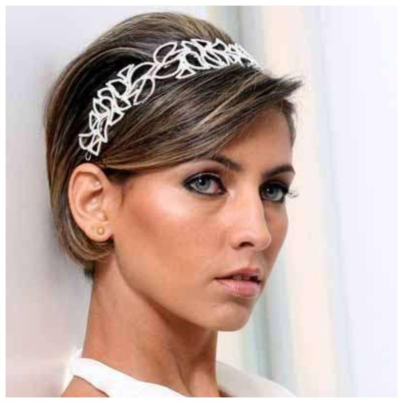 Чем заменить корону на свадьбу