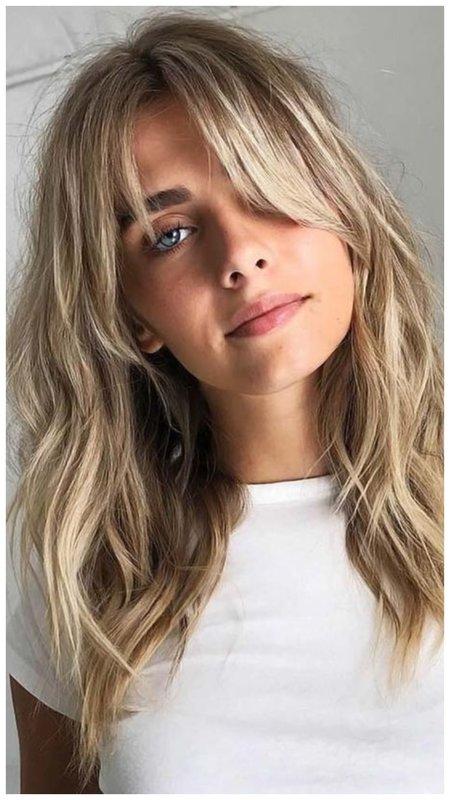 Как модно уложить волосы
