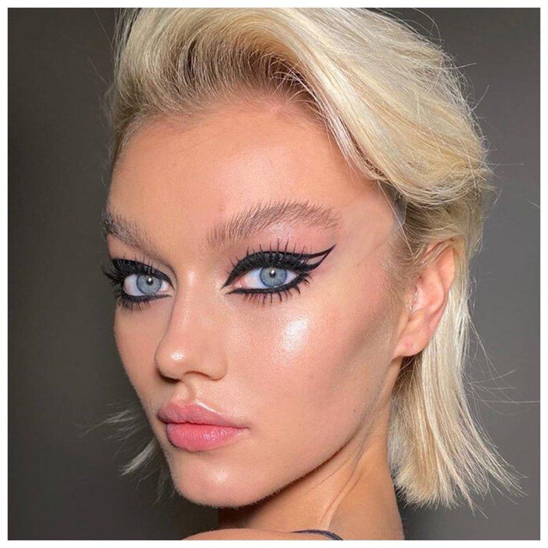 Дерзкий тематический макияж