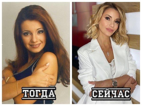 Ольга Орлова Тогда и сейчас