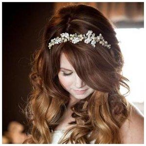 Свадебные прически на длинные волосы, которые в моде в 2020-2021 году