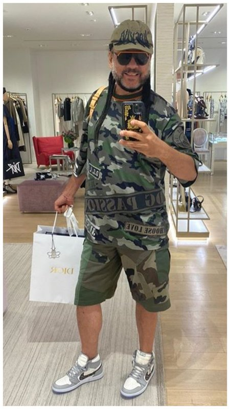 Киркоров в магазине