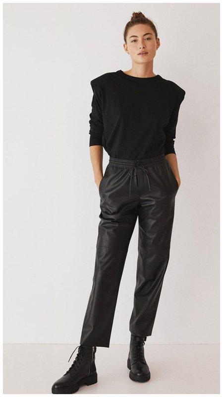 Модные брюки с веревками