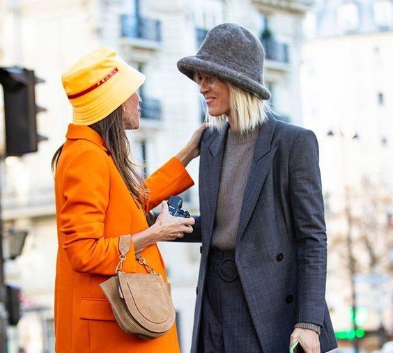 Модные головные уборы осень 2020 зима 2021 для женщин