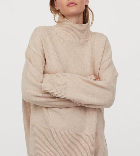 Обзор модных свитеров