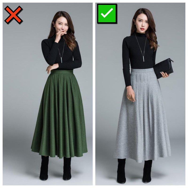Выбираем юбку плиссе