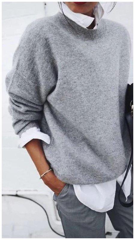 Обычный свитер на каждый день