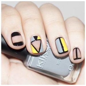 Оригинальный дизайн для ногтей