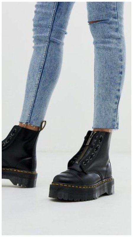Грубые ботинки со шнуровкой фото